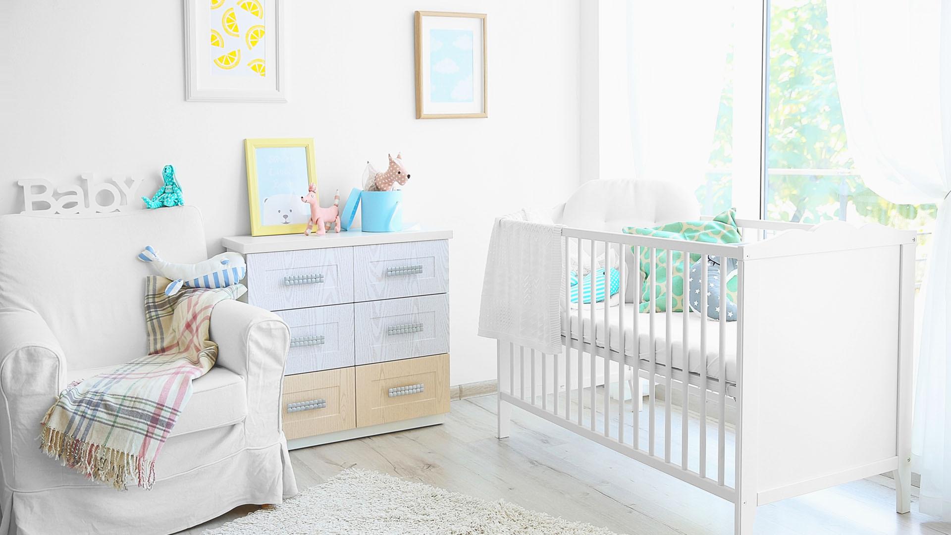 Cum pregatim camera bebelusului pentru somn